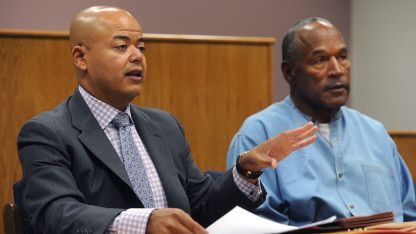 O.J. Simpson's Attorney Concerned About Client's Safety After Remark by Fred Goldman