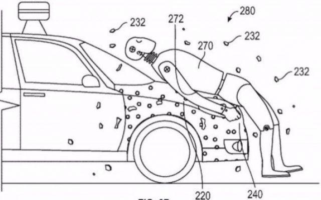 Google inventa le auto appiccicose per salvare i pedoni incidentati Quando ho letto quest'Ansa, ho pensato esattamente a quello che avete pensato voi. E' uno scherzo, un pesce d'Aprile giunto in ritardo: ne avrebbe tutta l'aria. E, invece, no: pare che il brevetto si #google #auto