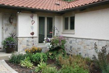 Stucco Siding Panels Exterior Exterior Stone Siding With