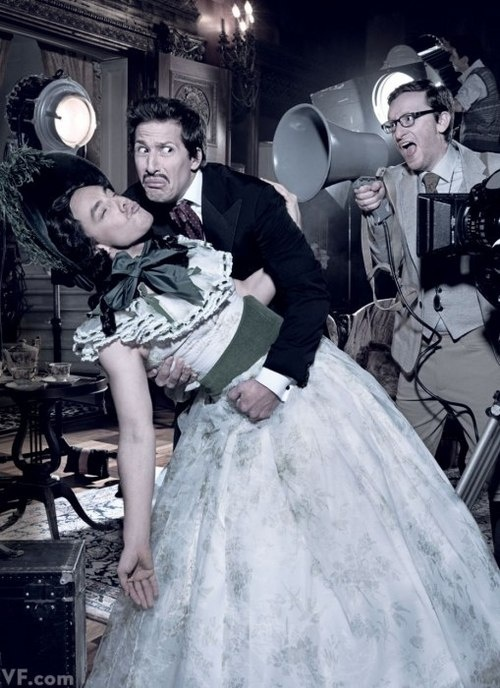 """Jorma Taccone, Andy Samberg and Akiva Schaffer """"Gone With the Wind"""""""
