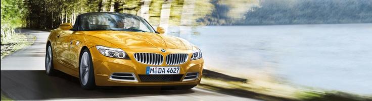 BMW Z4 latest model. Nice!