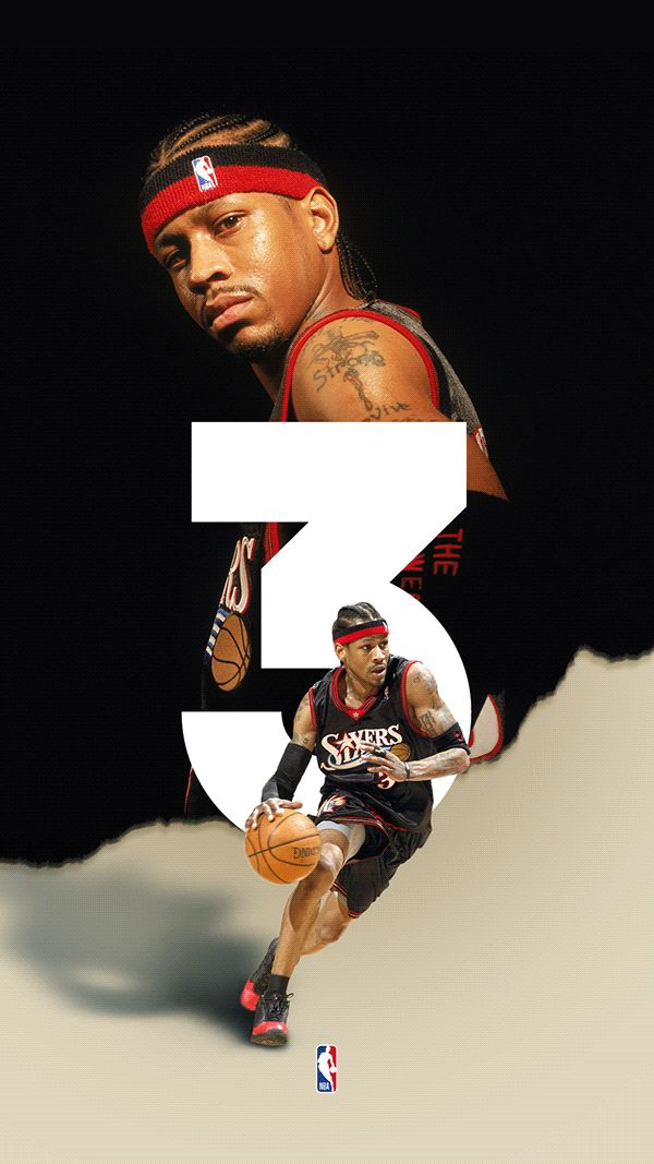 Pin by My Info on Allen Iverson in 2020 | Nba wallpapers ...