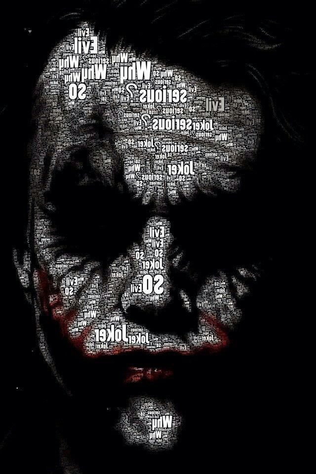 90 Best Joker Images On Pinterest
