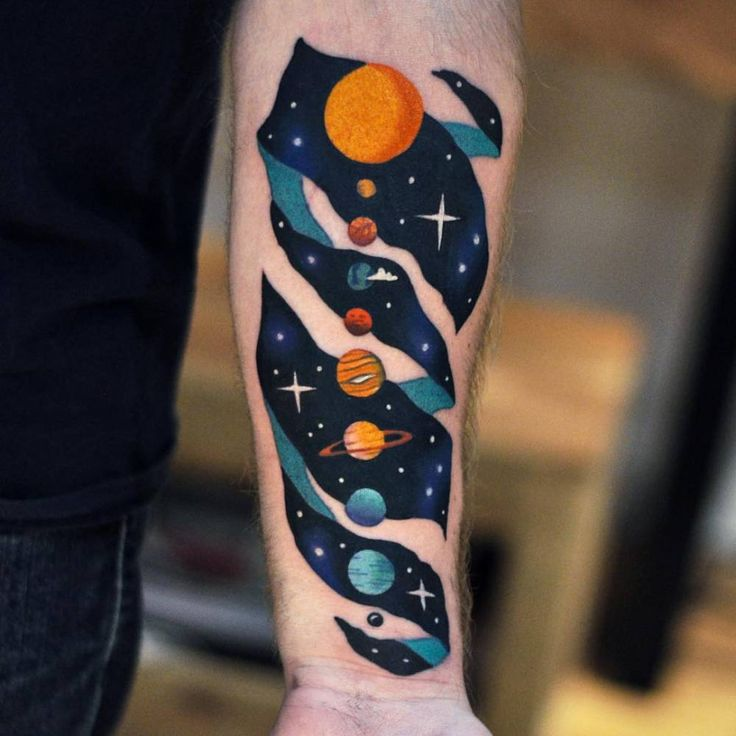 45 Space Tattoo Ideas For Astronomy Lovers Designbump: 57 Best Tatuajes Posibles Images On Pinterest