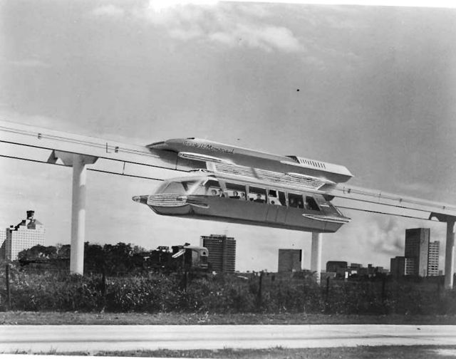 Goodell Monorail