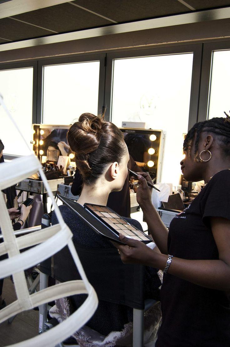 Défilé Cymbeline collection 2018 - Show Défilé Make Up Maquillage