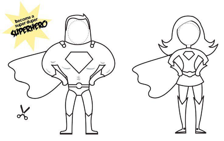 Pour se voir en Super-Héros...!