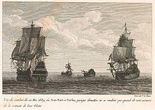 Jean Bart : La capture de Jean Bart et de Forbin près des côtes anglaises - En 1691, à la tête d'une escadre légère, Jean Bart opère en mer du Nord et, en une seule campagne, capture ou détruit 86 navires. Le 15 nov 1692 avec 4 bateaux légers, il ramène à Dunkerque 22 navires hollandais chargés de blé, après avoir mis hors de combat leurs 3 vaisseaux d'escorte. 1 an plus tard il commande l'escadre qui protège un convoi de 30 navires marchands apportant à Dunkerque du blé de Baltique