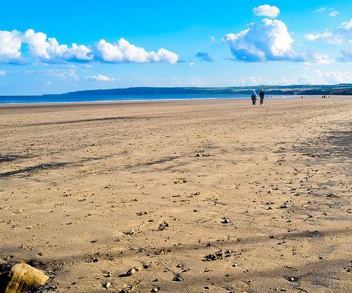 Filey Beach, North Yorkshire