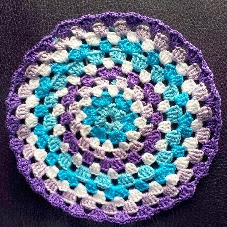 #mandala #mandalasharing #crochet #grannysquare #haken #gehaakt #handmade #handgemaakt #creatief #creative #lovemandalas #droomcreaties