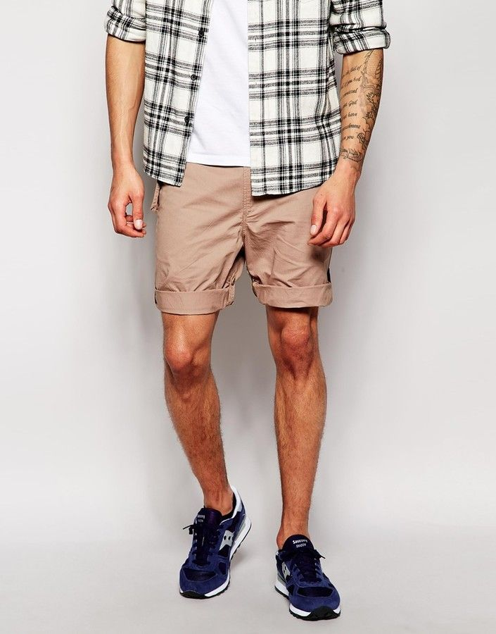$43, Cuckoos Nest The Cuckoos Nest Shorts. Sold by Asos. Click for more info: https://lookastic.com/men/shop_items/235059/redirect