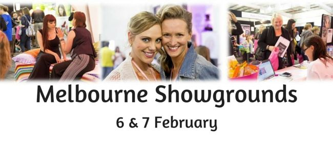 Next event - Feb 6 & 7 - Melbourne Showground! Join us at Melbourne's Favourite Women's Expo & Conference. Full details: www.gofestival.com.au