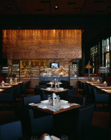 Rockpool Bar & Grill, Melbourne.  One of our favourite places for celebration dinners