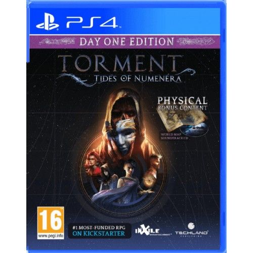 Playstation 4 Torment: Tides of Numenera (PS4) BRAND NEW