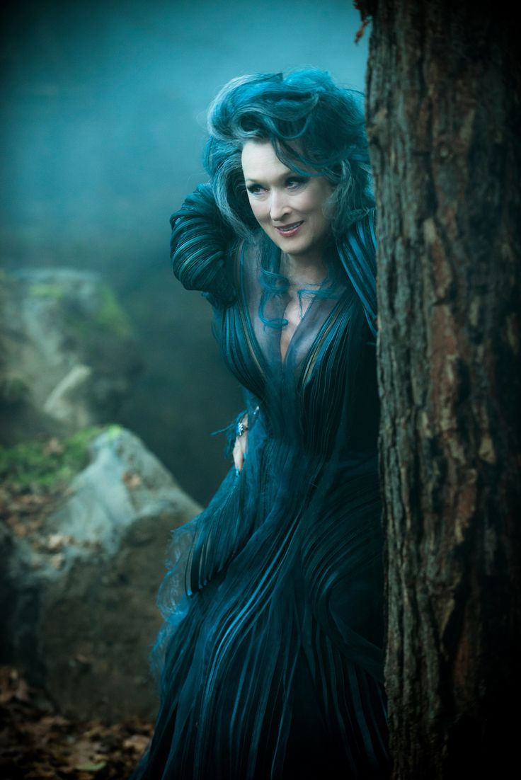 How Meryl Streep Got Her Witch Look in Into the Woods