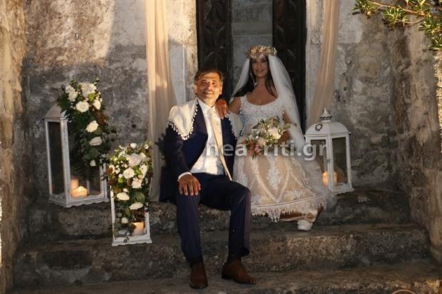 Ένας γάμος βγαλμένος από κρητικό παραμύθι (video-photos) - Νέα Κρήτη