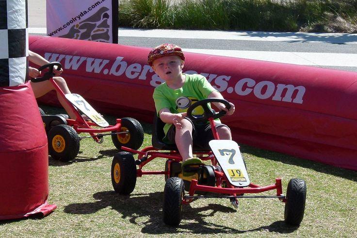 Cool Ryda Pedal Safaris