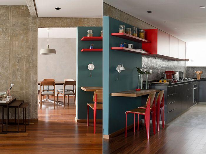 Фактуры квартиры в Сан-Паулу | Enjoy Home