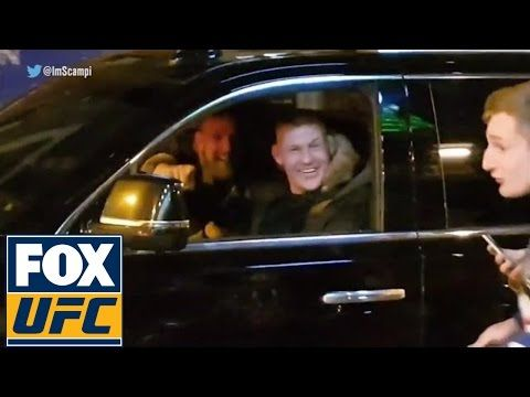 Conor McGregor impersonators get surprise of a lifetime | @TheBuzzer | FOX SPORTS