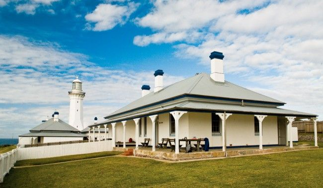 Greencape Lighthouse cottages NSW