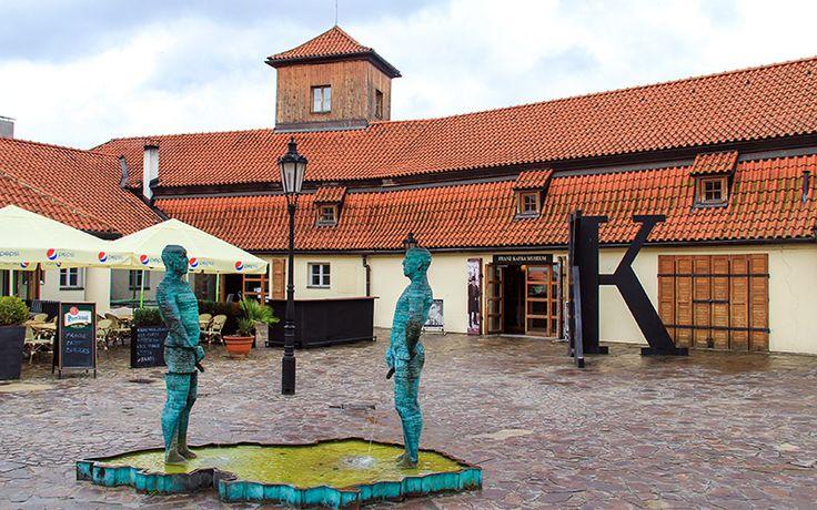 Prag Kafka Müzesi