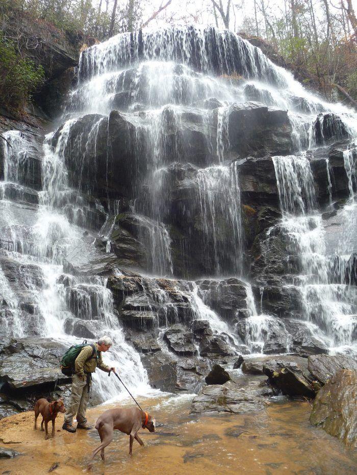 3. Yellow Branch Falls in Oconee State Park - Walhalla, SC