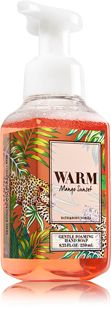 Warm - Mango Sunset Gentle Foaming Hand Soap - Soap/Sanitizer - Bath & Body Works