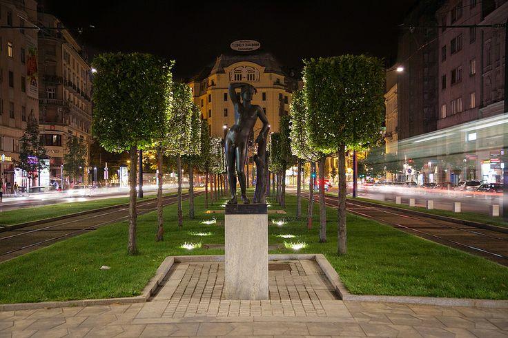Károly Krt, Budapest