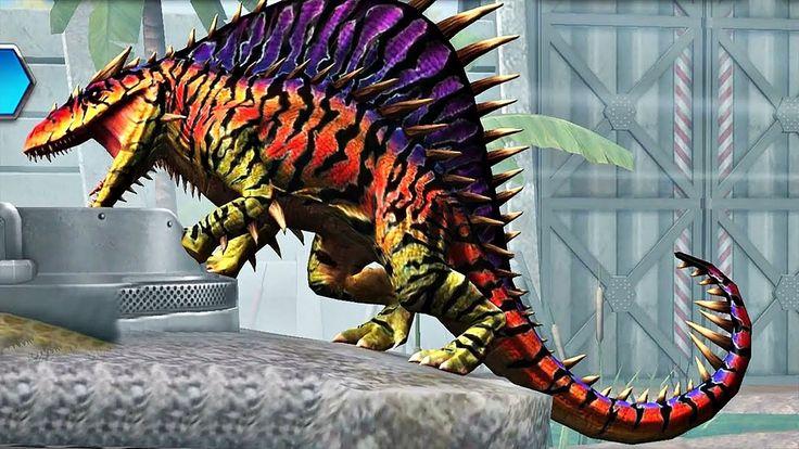Мир Юрского Периода Война Динозавров часть 6 Игры и Мультики про Динозав...