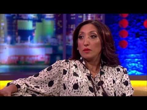 Shazia Mirza talks Dizzee Rascal & hairy women on The Jonathan Ross Show...