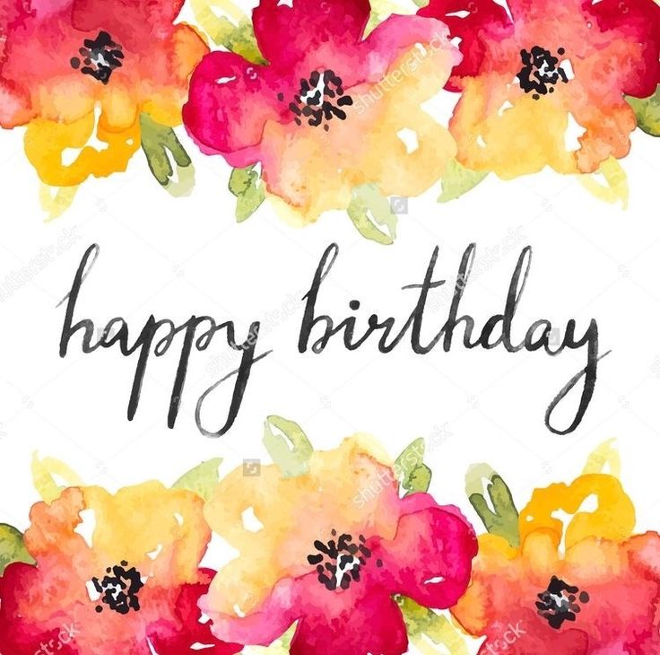 25 best Happy birthday quotes – Quotes for a Birthday Card