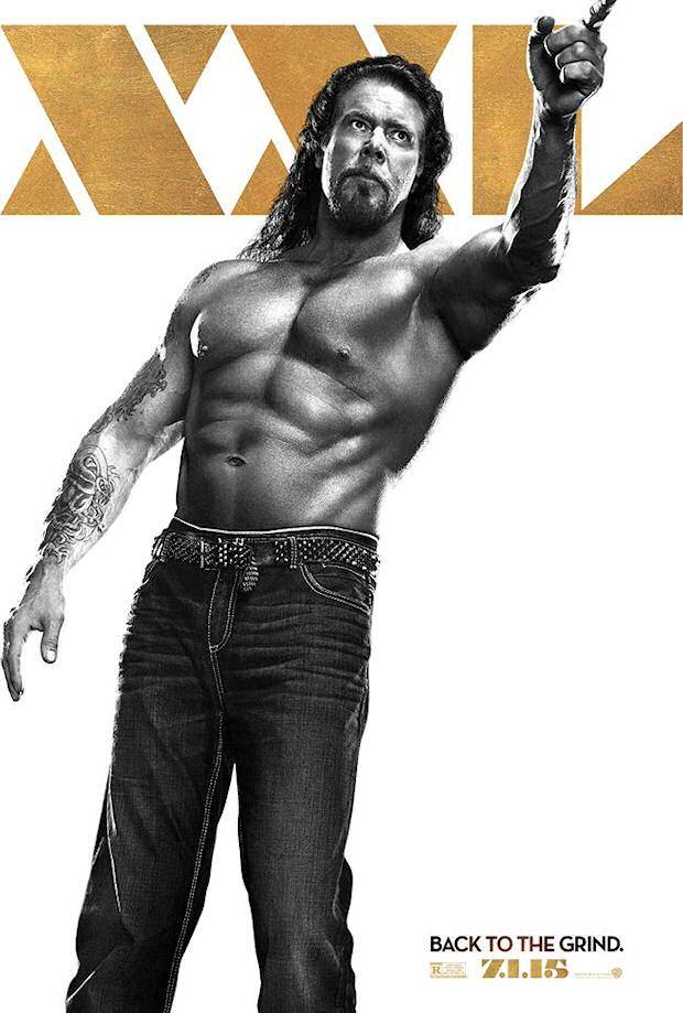 MAGIC MIKE XXL poster No. 6
