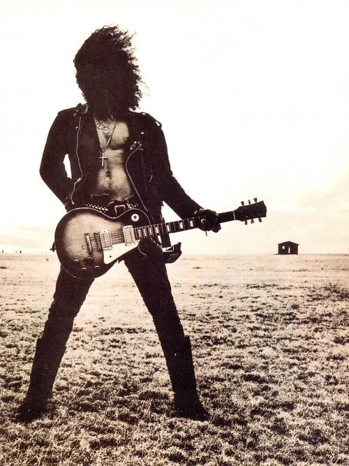 Slash...November Rain...love that song