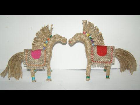 Обереговая кукла-мотанка Солнечный Конь. Мастер-класс - YouTube