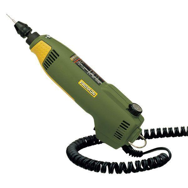 Buy Proxxon Precision Drill Grinder FBS 12/EF, Model 28462 at Woodcraft.com