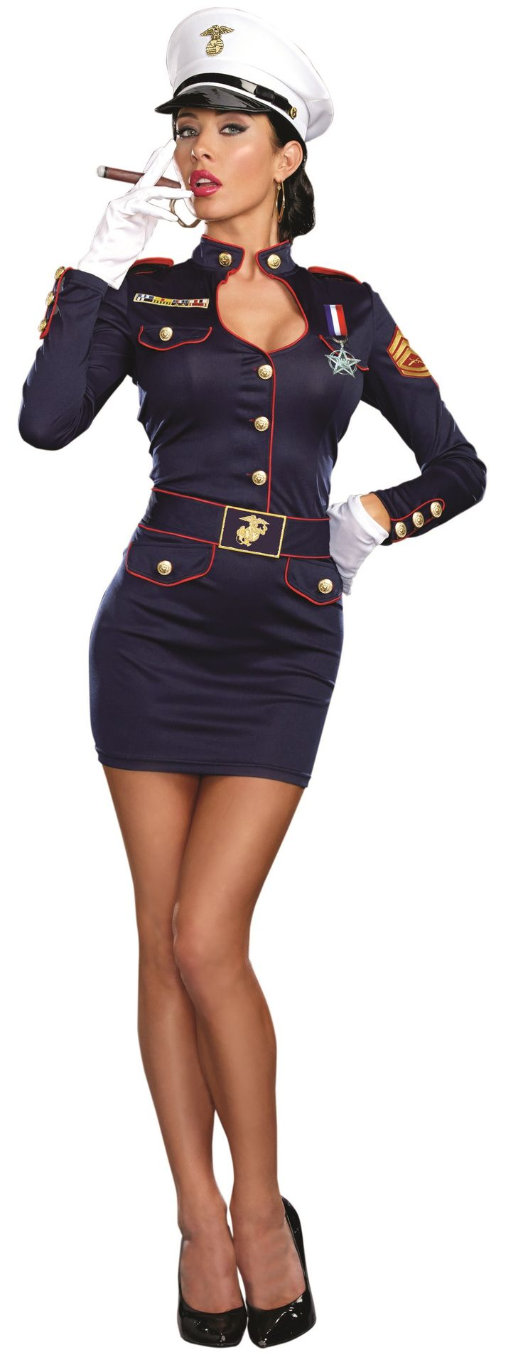 67 Best Uniforms - Womens Costumes Images On Pinterest-3121