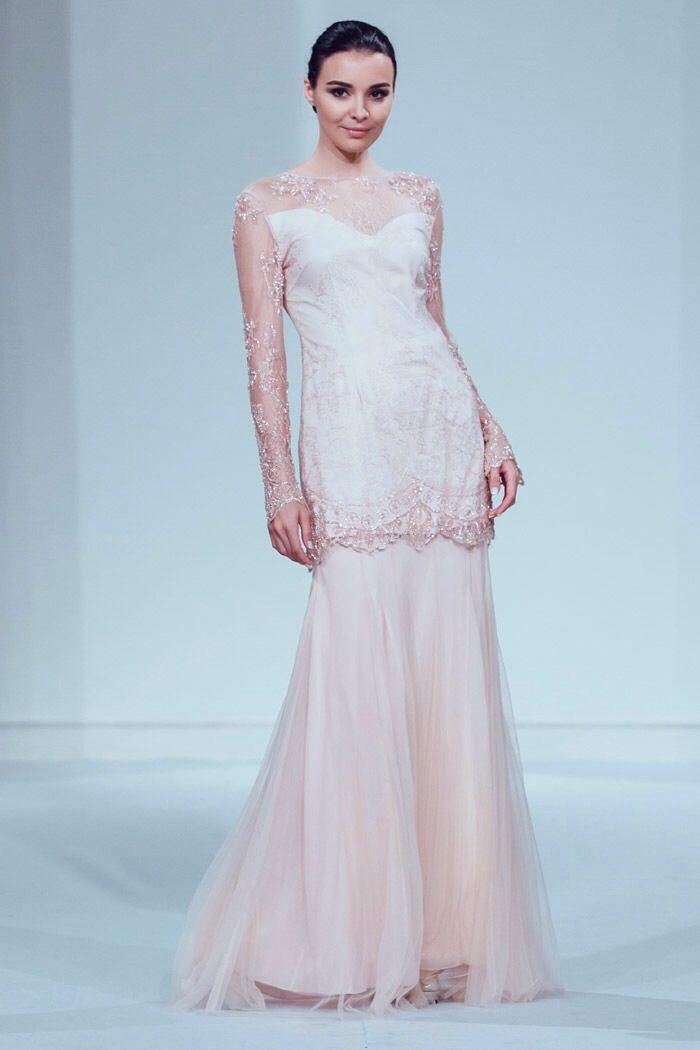 24 best alia bastamam bridal 2015 at waf 2015 images on for The notebook wedding dress