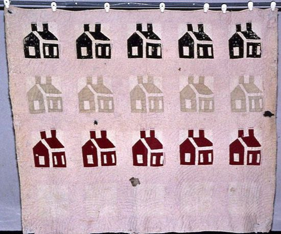 Little Red Schoolhouse: Little Red, Quilts House, Red Schoolhouse, Antique Quilts, Pre 1800 S Quilts