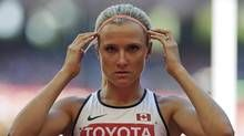 Theisen-Eaton reflects on problems that derailed her heptathlon