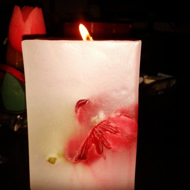 Handmade candles #candle_decoration #romantic #handmade from @kirofos