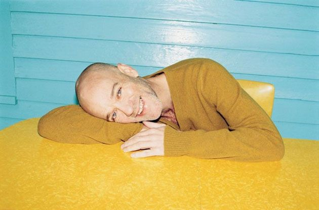 Marc Jacobs, Michael Stipe, and a perfect shade of yellow.