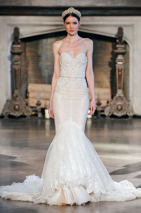 New Stunning Inbal Dror Wedding Dresses