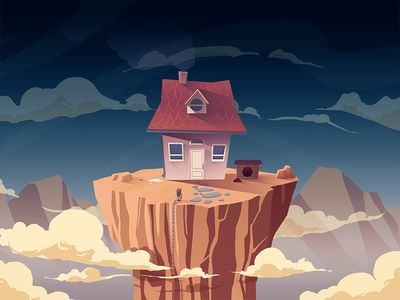 House in the sky