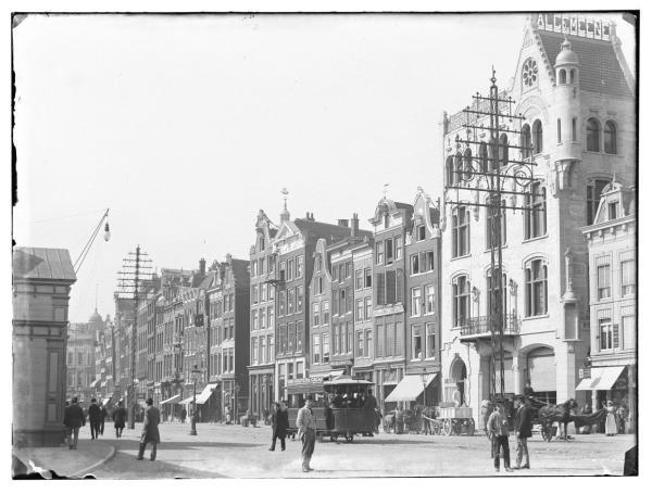 Damrak 100-101 · 5 april 1894