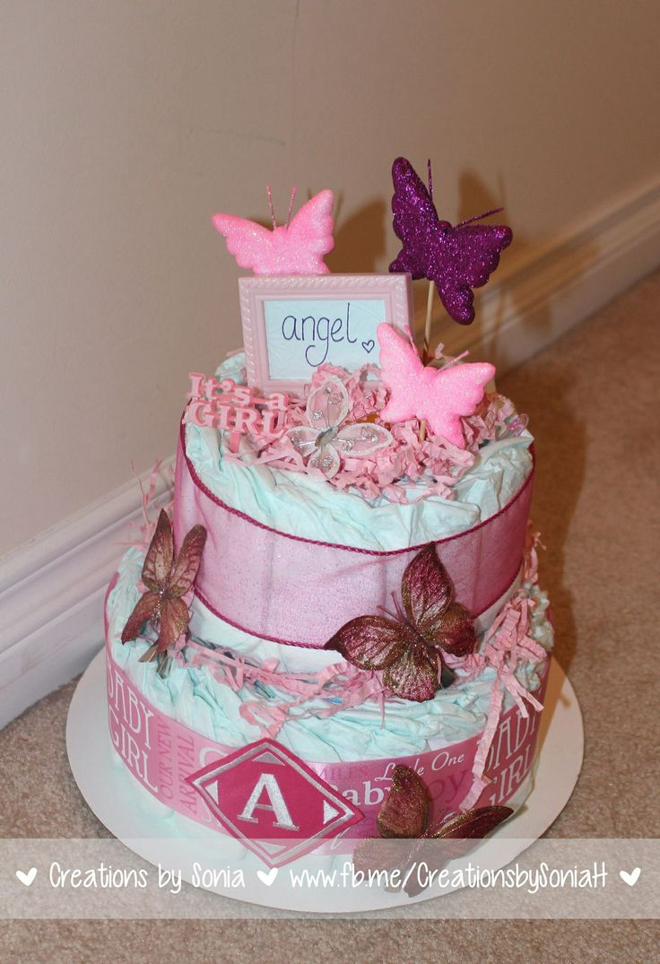 Baby Shower Cakes Victoria Bc ~ Best diaper cakes baby creations by