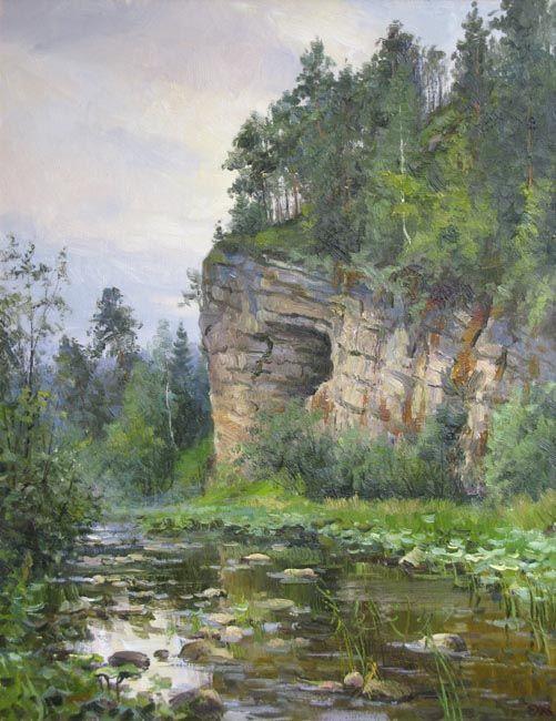 Efremov Alexey. Ignatiev cave