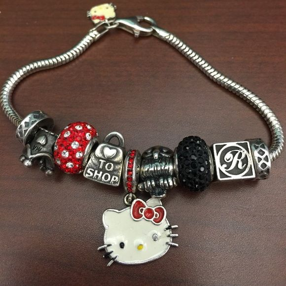 Kays Charm Bracelets: 492 Best Images About Hello Kitty :3 On Pinterest