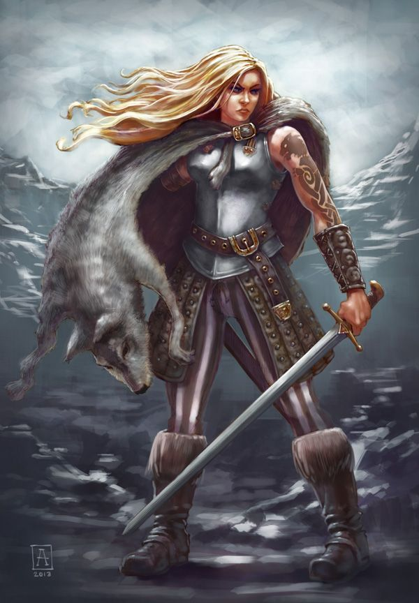 Norse Female Warriors  Similar Galleries Hot Nordic -7829