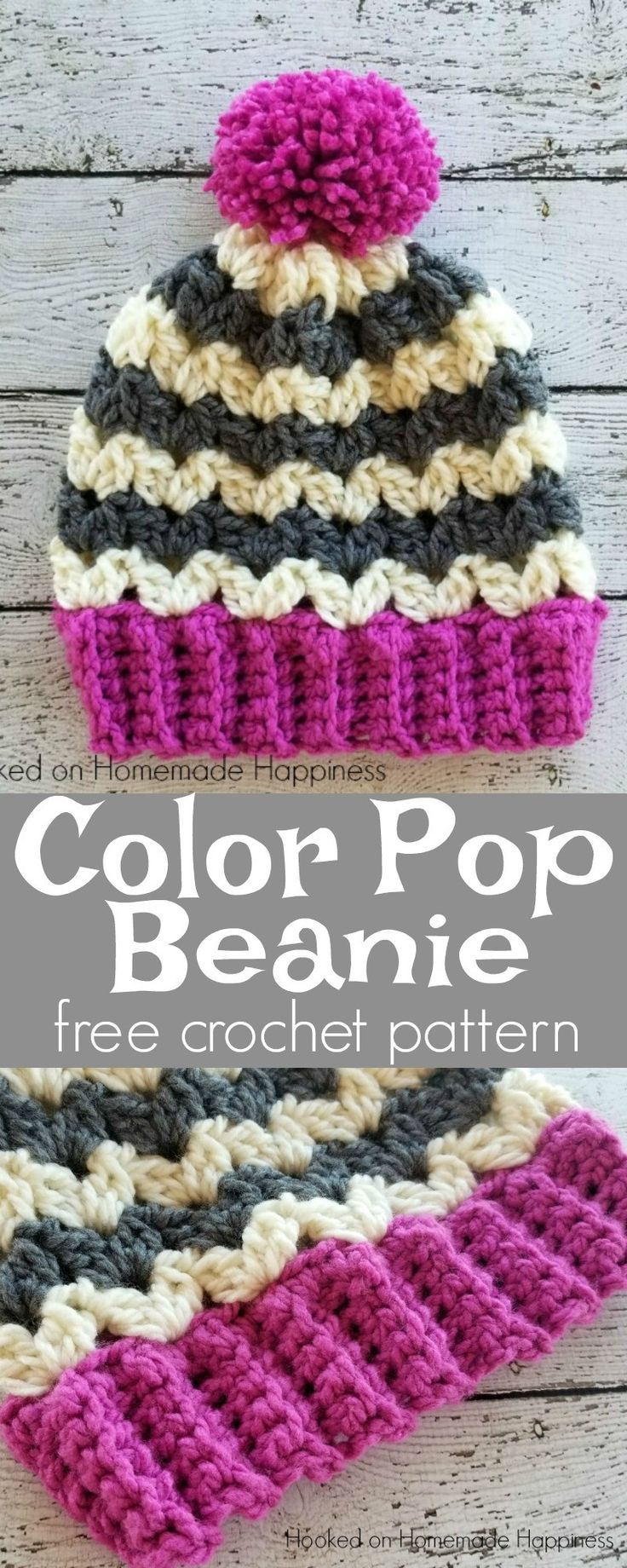 Color Pop Beanie