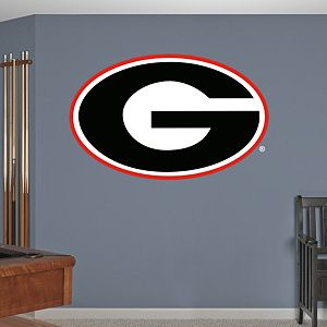 25 Best Ideas About Georgia Bulldog Room On Pinterest